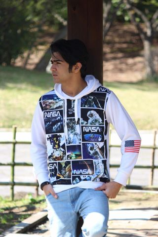 New face male model Shaheryar from Japan