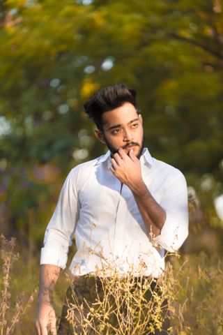 New face male model Tarun from India