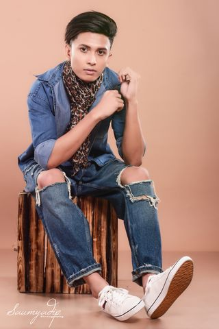 New face male model Shadman from India