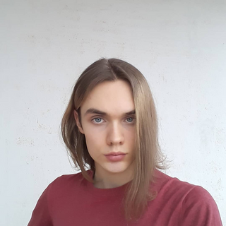 New face male model Leo from Russia
