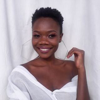 New face femminile modello Thando from Sud Africa