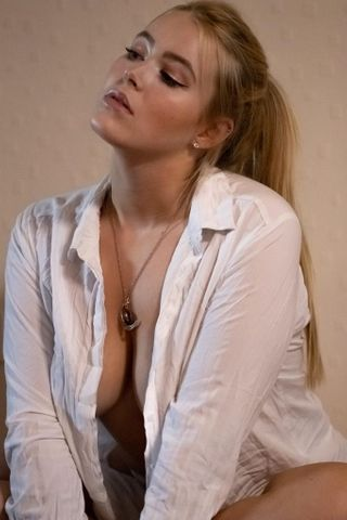 New face femme Mannequin Julia from Allemagne