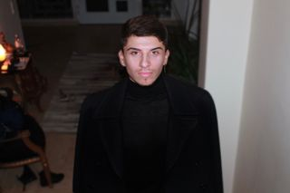 New face homme Mannequin João from Luxembourg