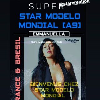 New face female model Emmanuella from France