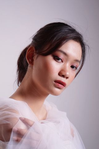 Professional model female model Rayhana from Indonesia