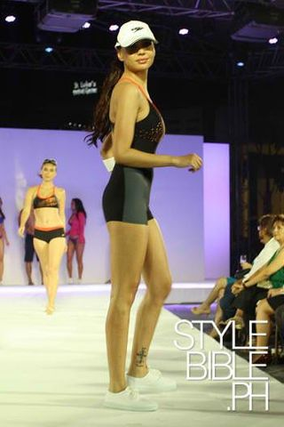 speedo spring/summer 2012 show