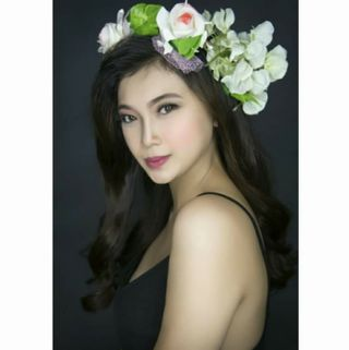 New face female model Irish from Philippines