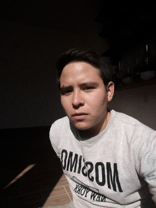 New face masculino modelo Esteban from México