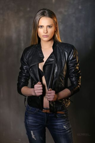Professional model female model Anastasiia from Turkey