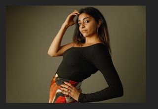 New face femme Mannequin Rakhee from Royaume-Uni