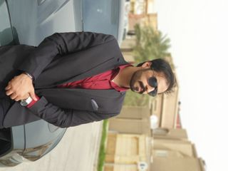 New face maschile modello Khalil from Bahrain