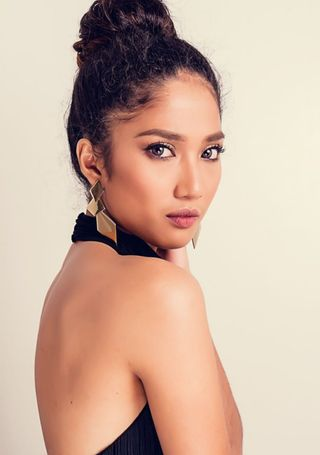 Professional model female model Nadine from Philippines