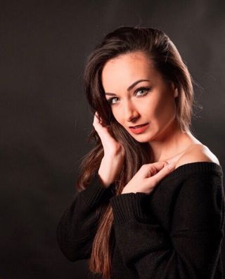 New face female model Adéla from Czechia