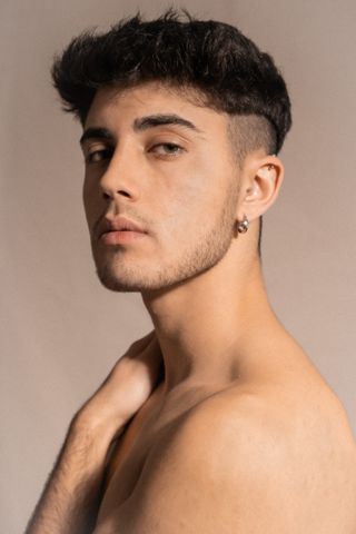 New face male model Simón from Argentina