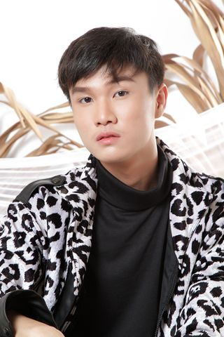 New face male model Renarditan from Indonesia