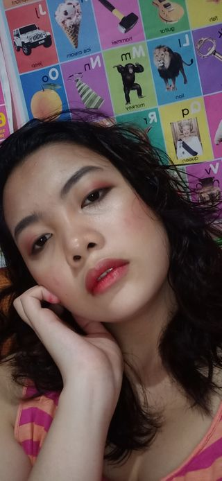 New face female model Geanne from Philippines