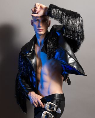 New face homme Mannequin Jip from Mexico