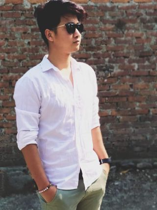 New face male model prashik from Nepal