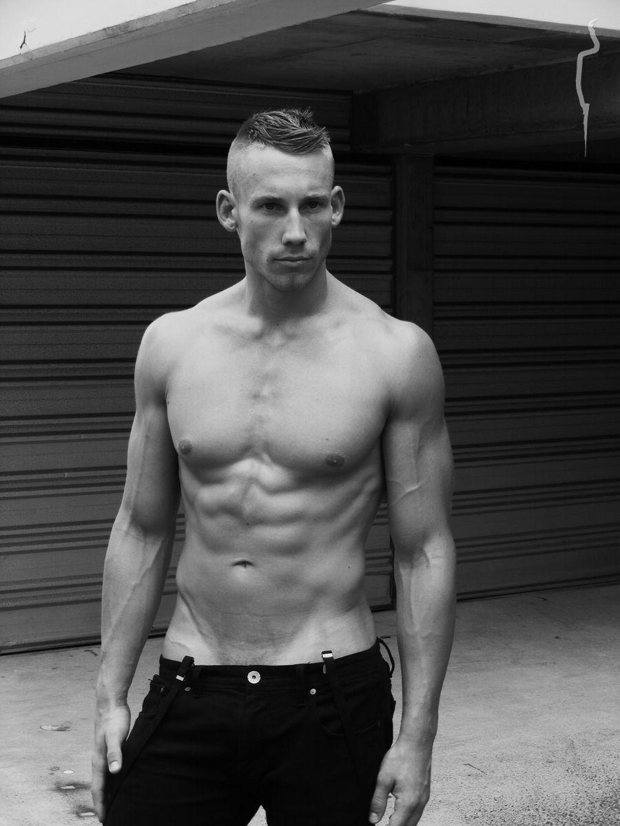 Calum Winsor - a model from Australia   Model Management