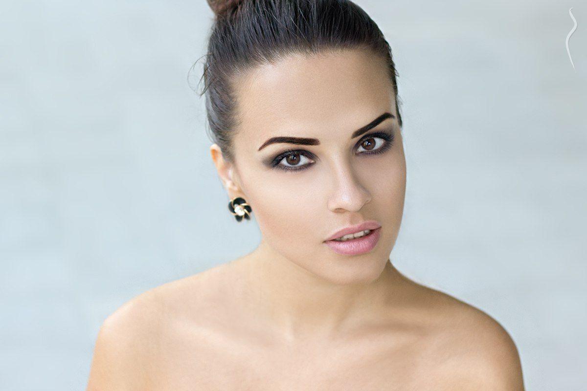 Anna Kozlova - A Model From Belarus