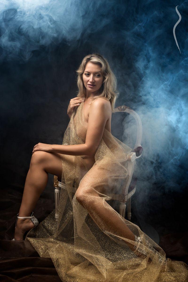 Daria Panchenko  nackt