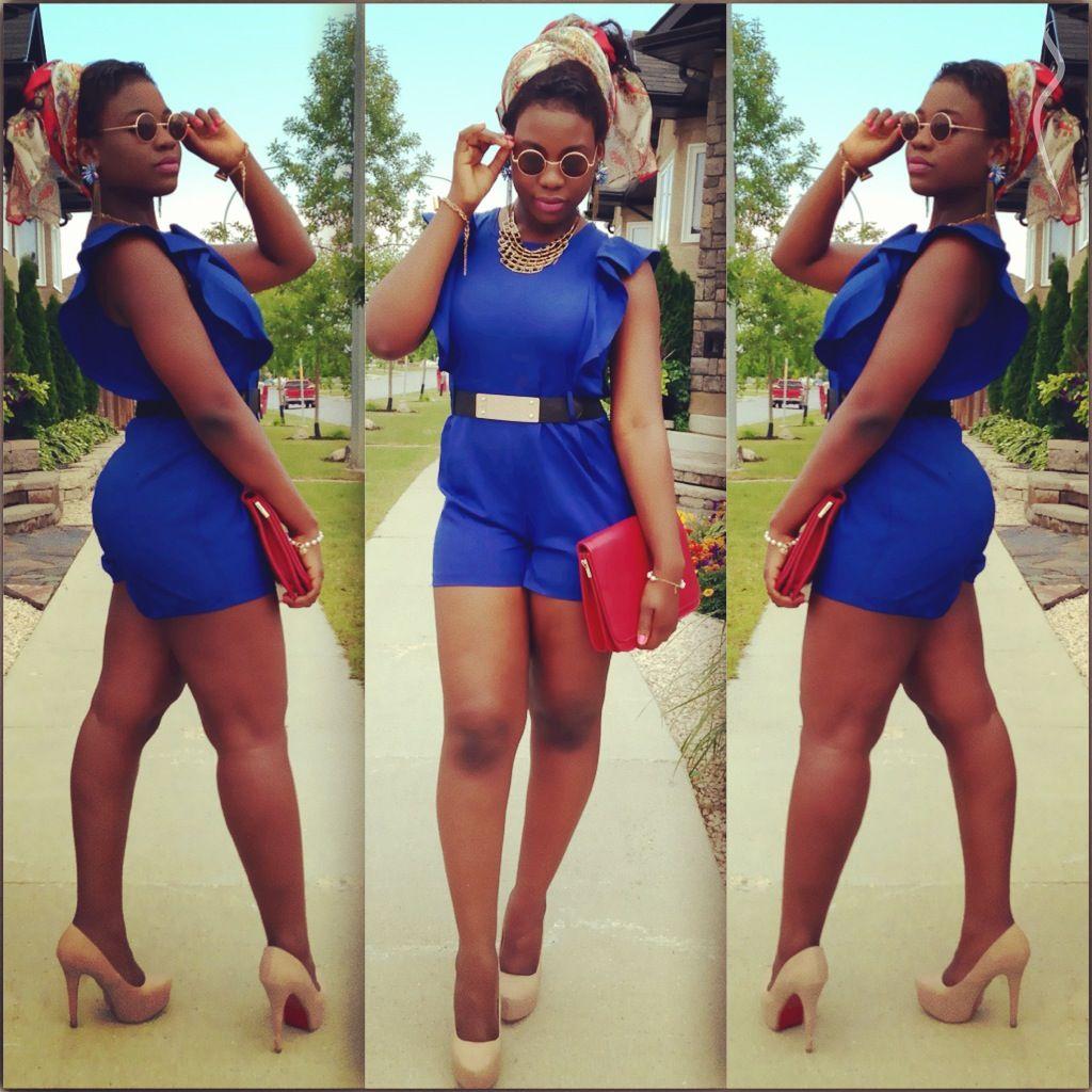 Ebony godess
