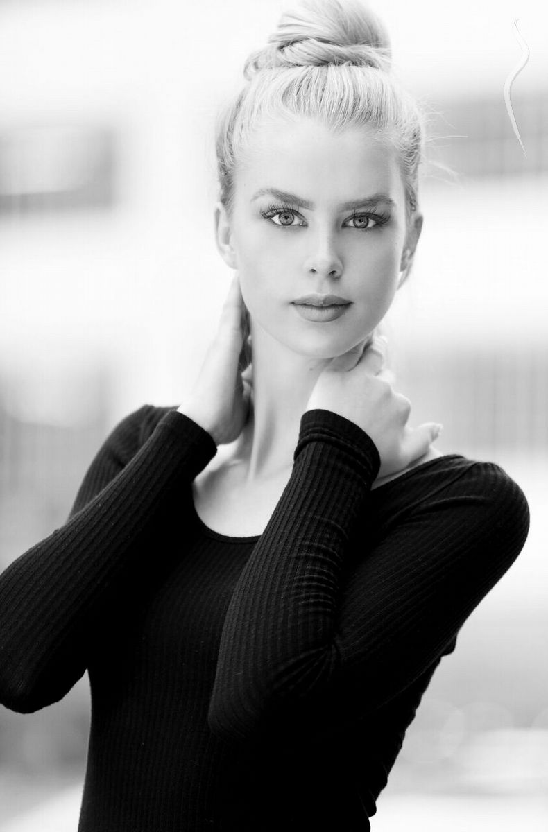 Kat Campbell A Model From United States Model Management