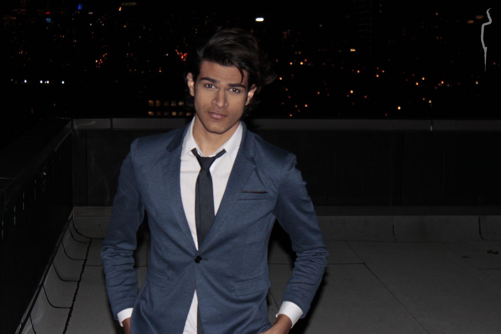 Kshitiz Sharma - a model from United States | Model Management