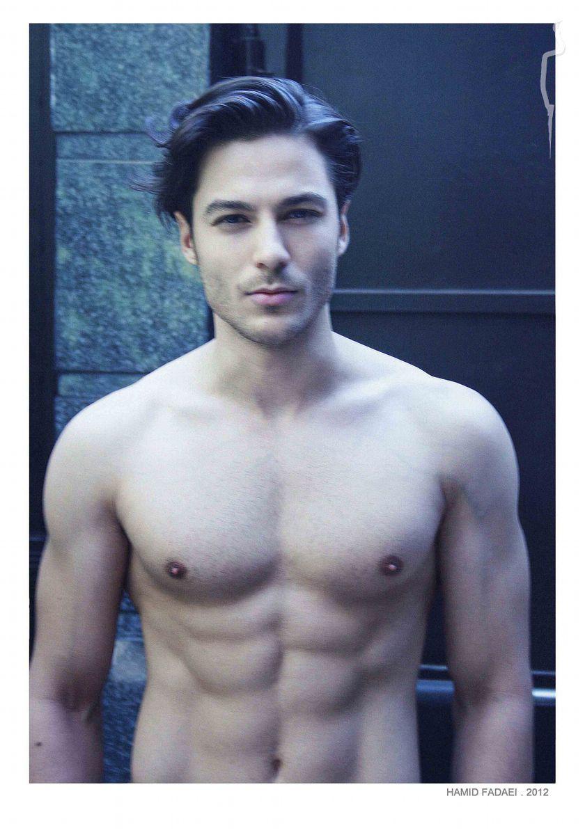 Hamid Fadaei - a model...