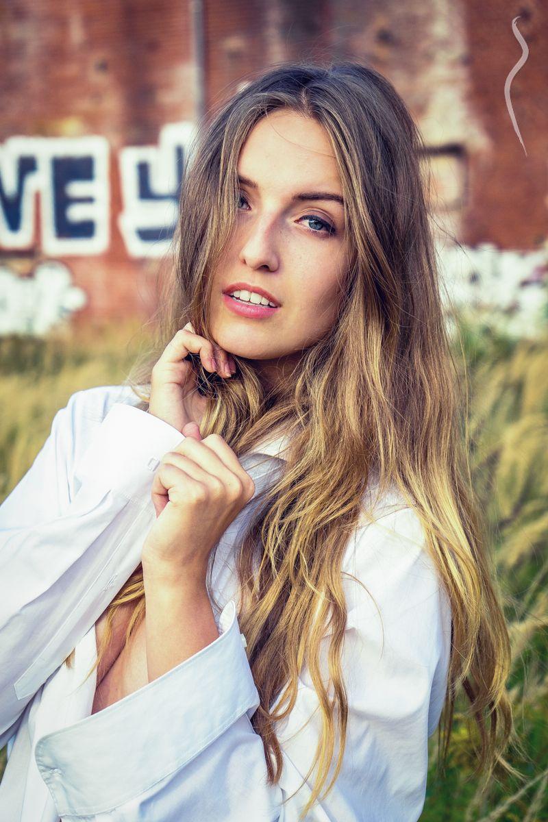 Jana S Unique Hair Salon: Jana S. - A Model From Spain