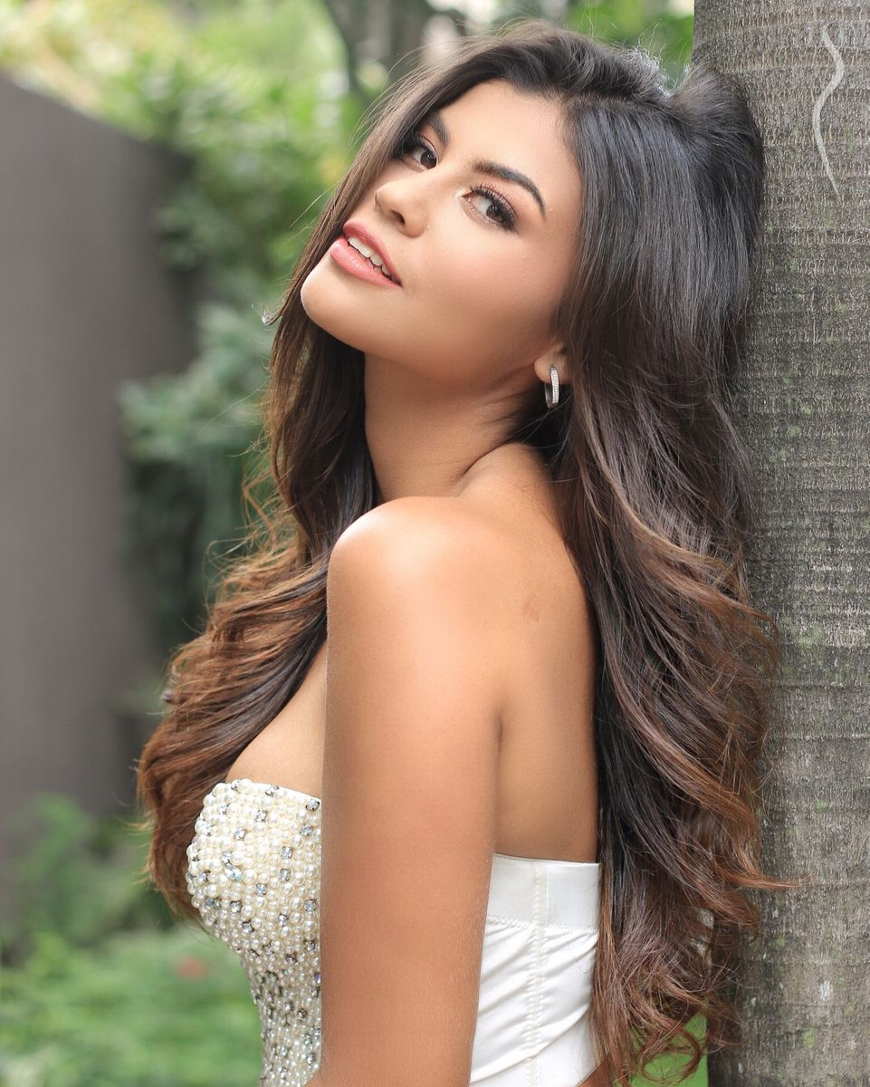 Maria Camila Salazar A Model From Panama Model Management