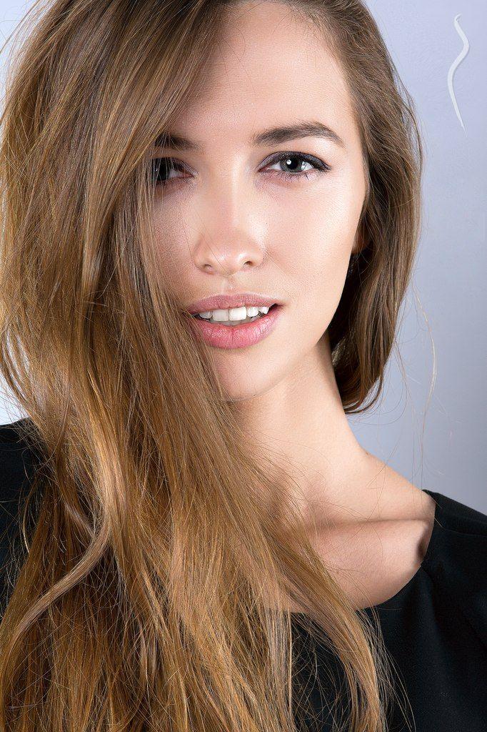 Maria Zakharova A Model From Ukraine Model Management
