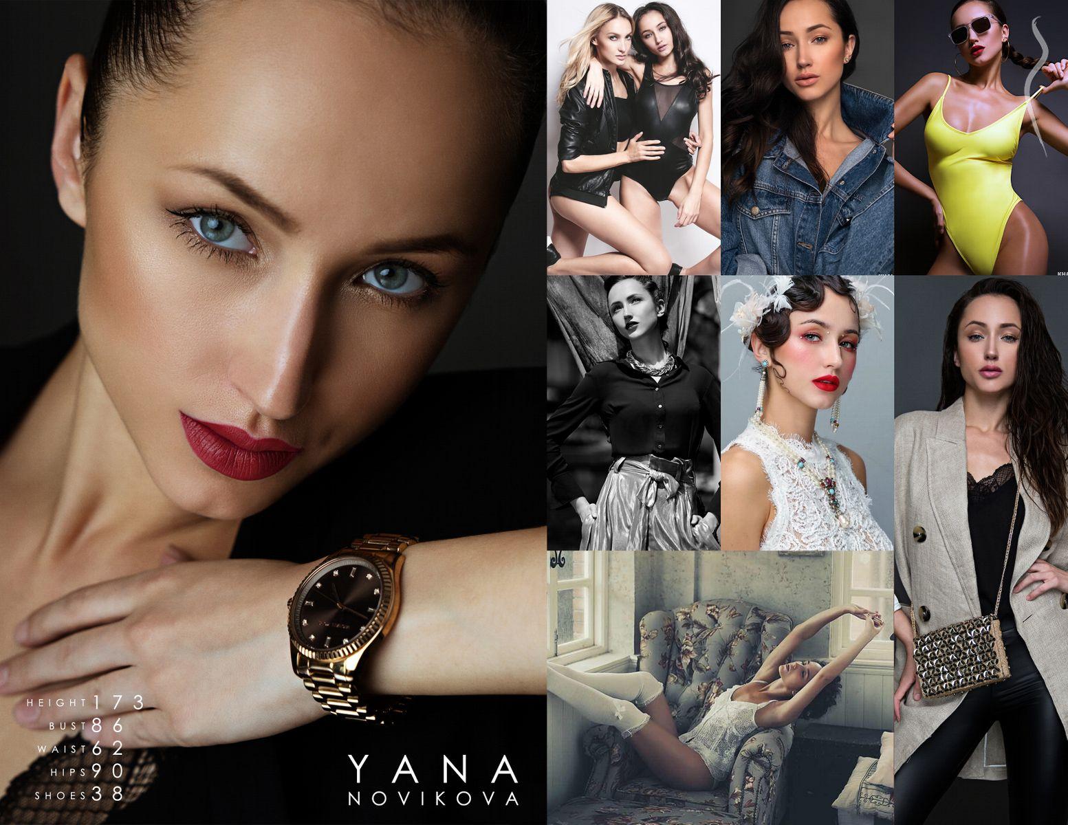 Yana Novikova Nude Photos 88