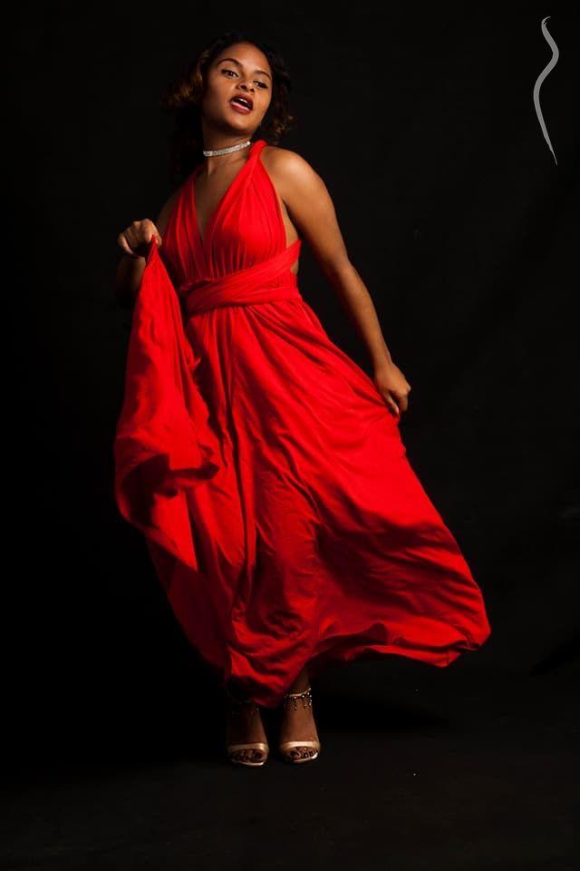 Zayda Rey - a model from Madagascar | Model Management