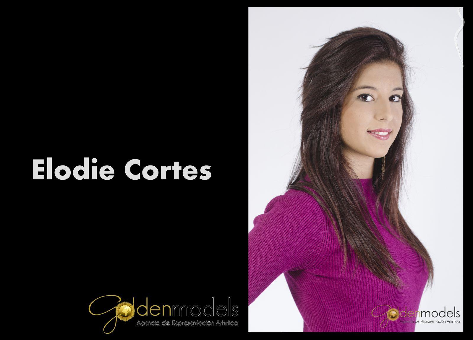 Elodie: Elodie - A Model From Spain