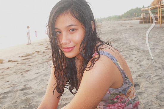 New face female model Chen from Philippines