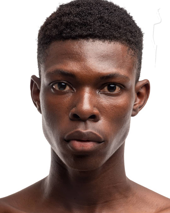 Mannequin professionnel homme Mannequin Chisom from Nigeria