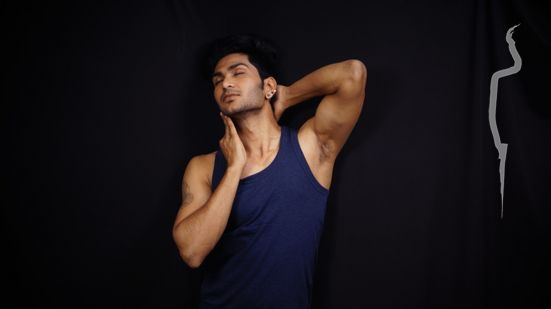 New face male model AM from India