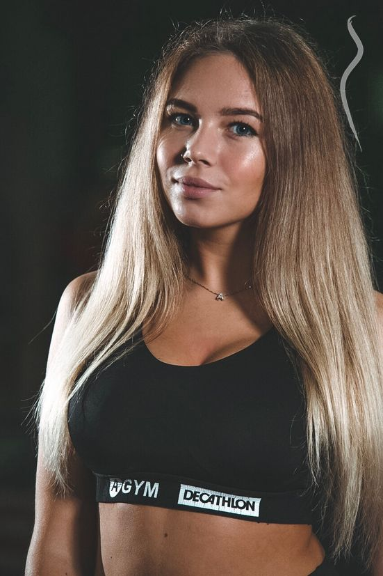 New face female model Anastasia from Russia