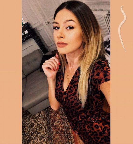 adelina daraban a model from spain model management