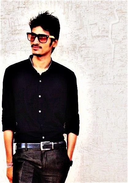 New face homme Mannequin Aditya from Inde