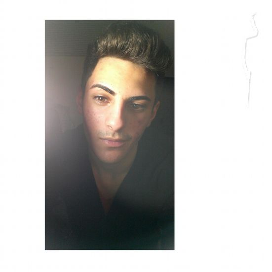 New face male model Alexis from United States