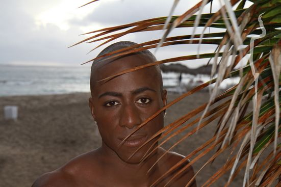New face Male model Asare from Spain