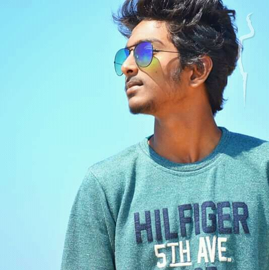 New face homme Mannequin Avinash from Inde