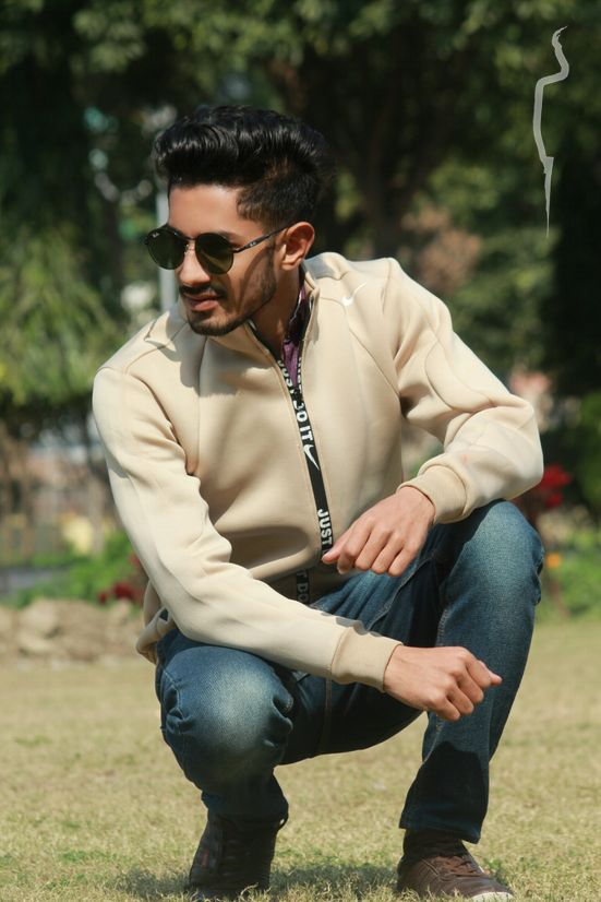 New face male model Gourav from India