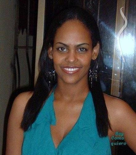 New face female model Geyda from Dominican Republic