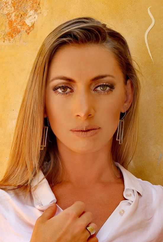 New face female model Gioulia from Greece