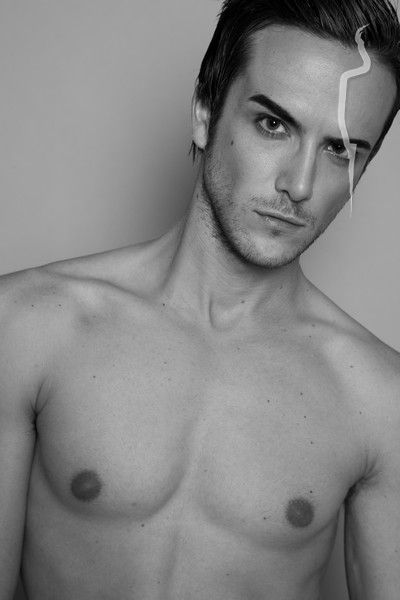 New face male model Guillaume from France