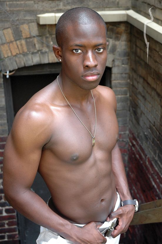 New face male model Derrick from United States