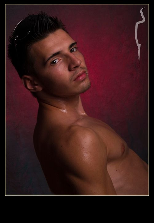 New face male model Dragos from Spain
